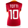 Francesco Totti playera firmada de la Roma local