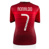 Cristiano Ronaldo Back Signed Portugal 2014-2015