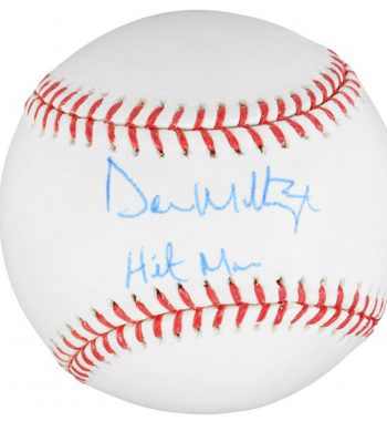 Don Mattingly pelota firmada