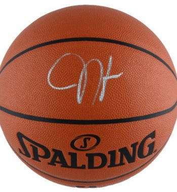 James Harden de Houston Rockets Balón firmado